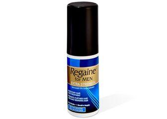 regaine extra strength solution bottle