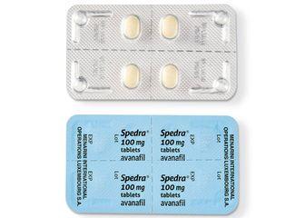 spedra avanafil 100mg 4 pills
